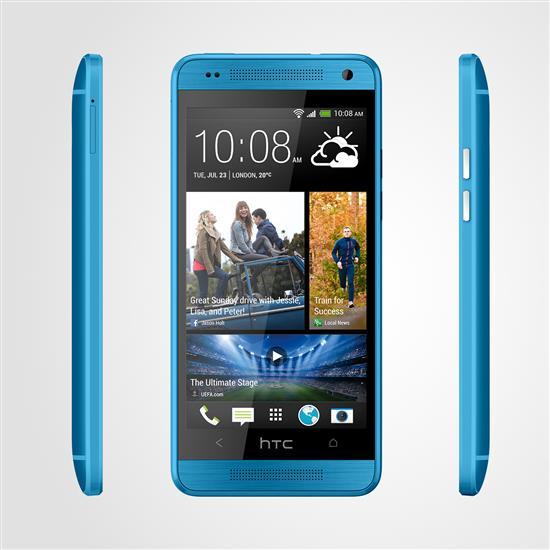 تصویر HTC One Mini Blue