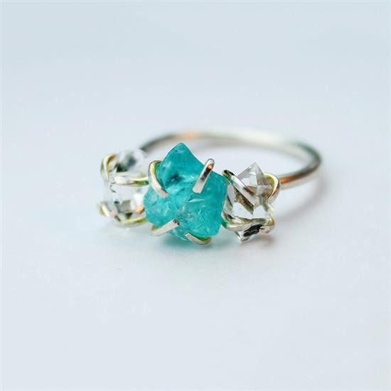 صورة Vintage Style Engagement Ring
