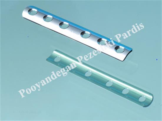 تصویر one third tubular locking plate, 3.5