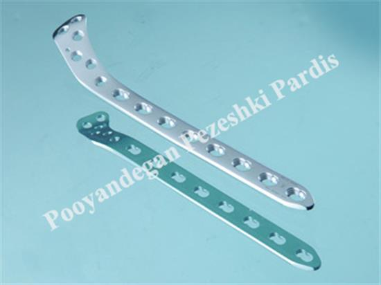 تصویر proximal lateral tibial locking plate
